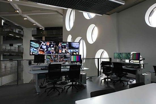 Servicios audiovisuales para empresas