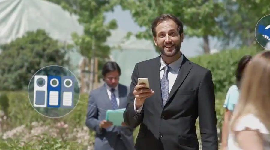 video corporativo para la empresa Lefebvre