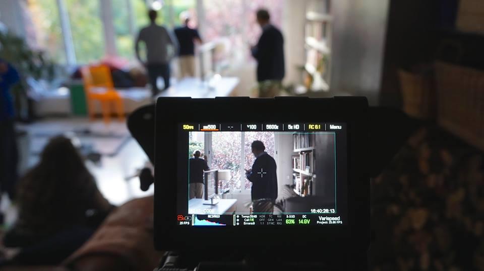 grabación de vídeo corporativo